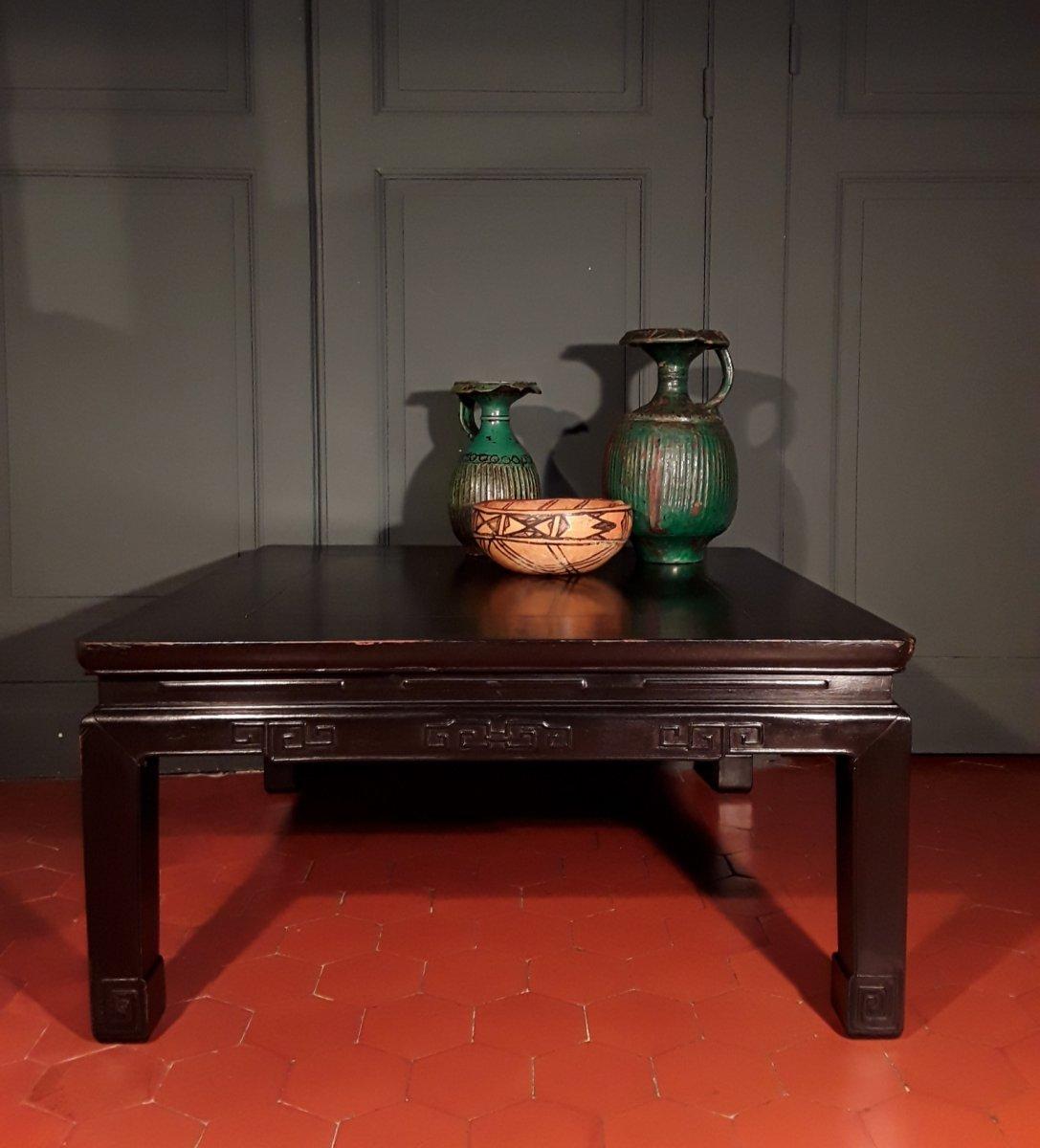 Table Basse Chinoise d'époque XIX ème.