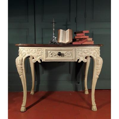 Regency Style Middle Table.