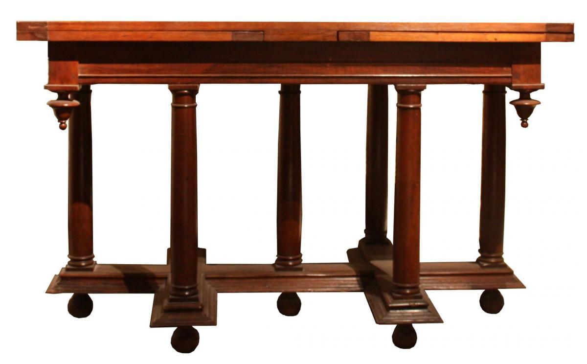 16th Century Walnut Table
