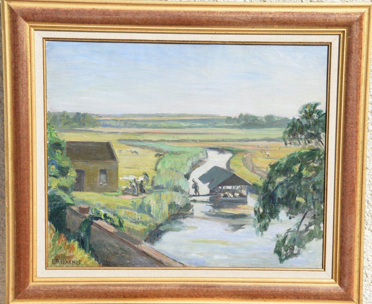 Louis Daniel Bouchet (1866-1924),