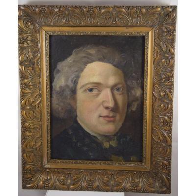 Portrait d'Un Gentilhomme XVIIIème