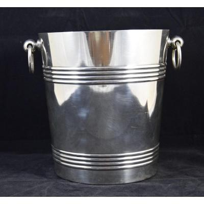 Champagne Bucket, Art Deco, Christofle