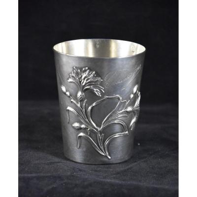 Silver Timpani, Art Nouveau,