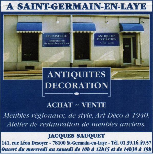 Antiquités Sauquet