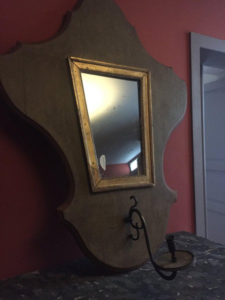 Miroir Applique-photo-2