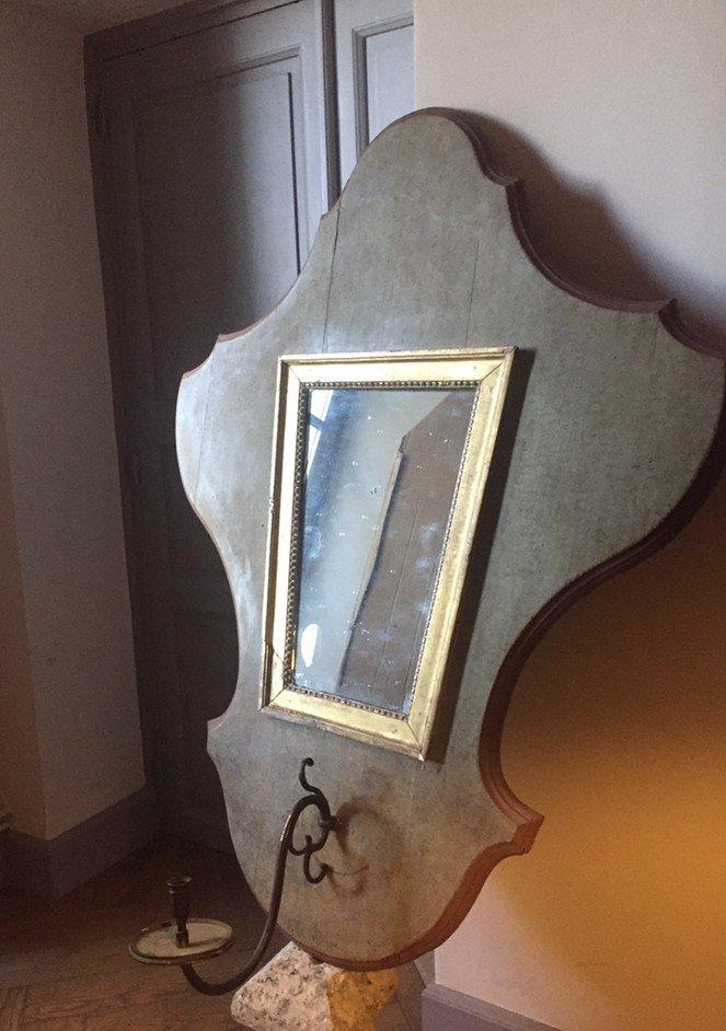 Miroir Applique