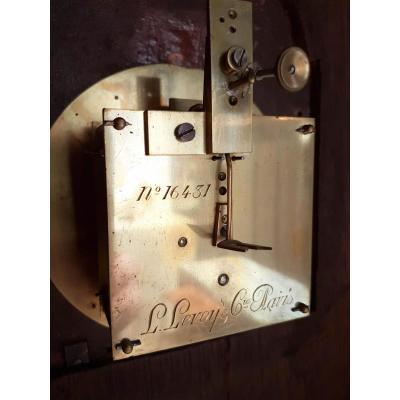 Horloge, Pendule Méchanisme L.Leroy & Cie, Paris
