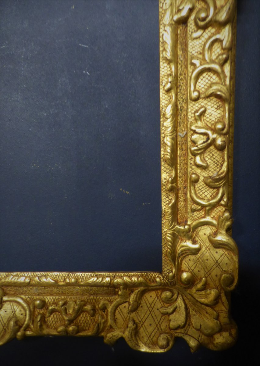 18th Golden Wood Frame-photo-1