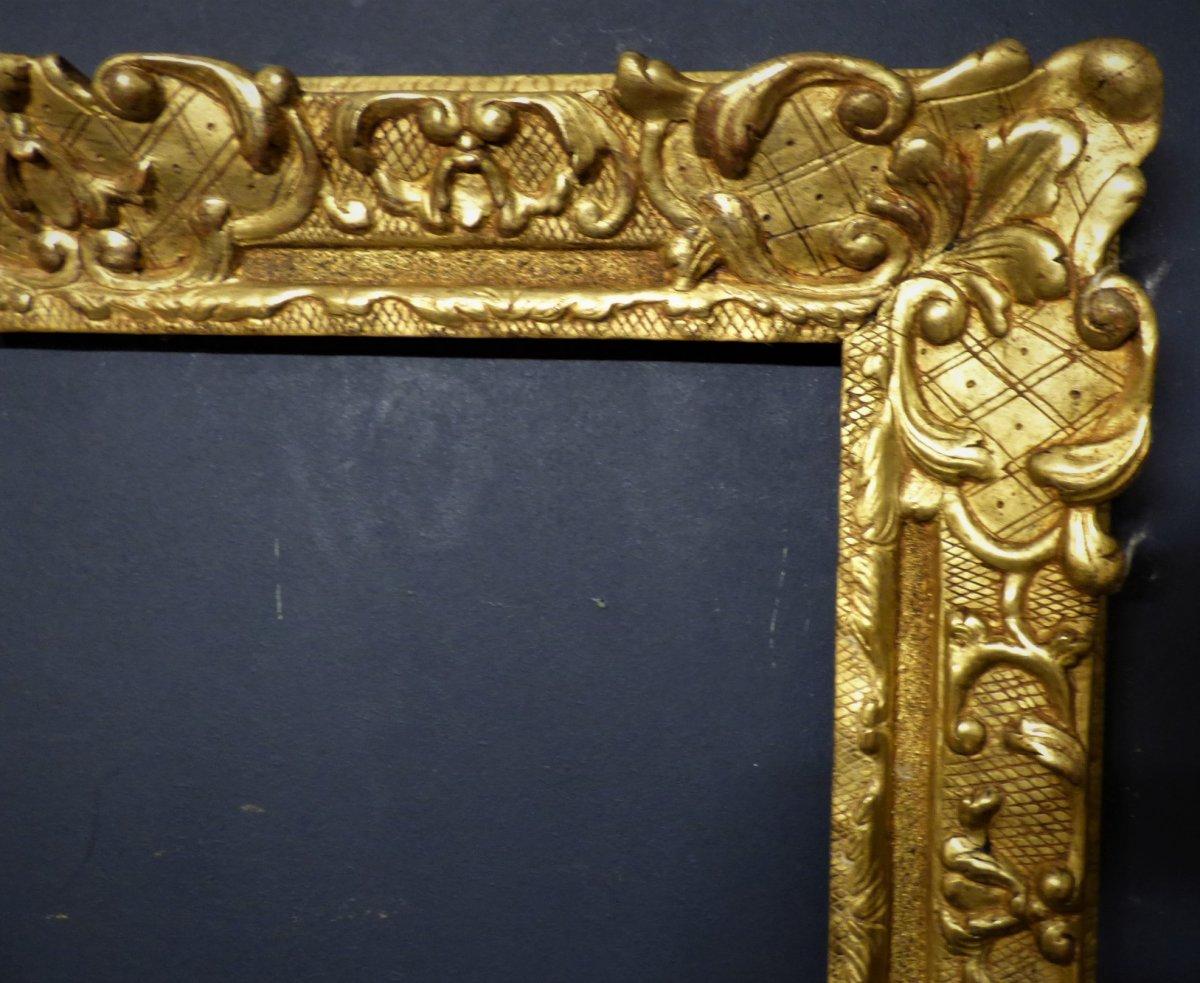 18th Golden Wood Frame-photo-2