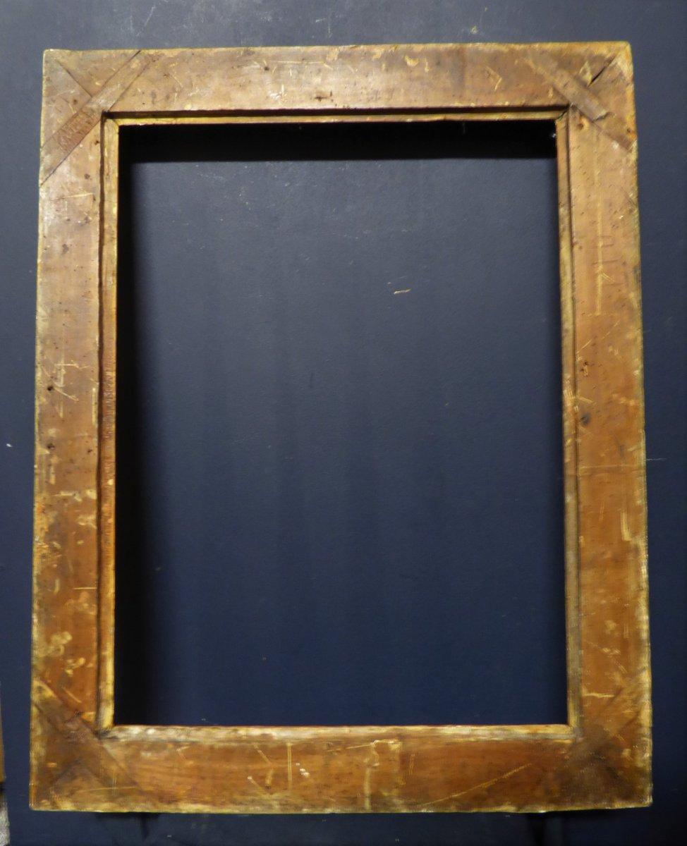 18th Golden Wood Frame-photo-4