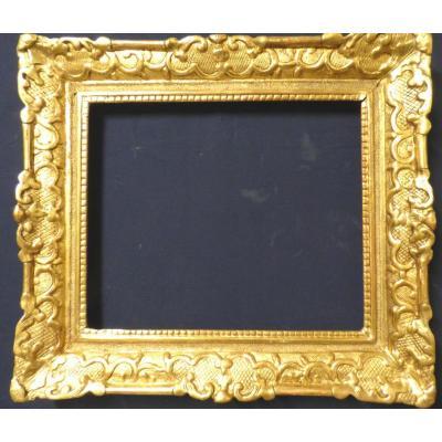 Cadre Doré d'époque Louis XIV
