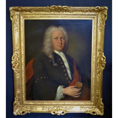 Portrait d'un Gentilhomme époque 17ème