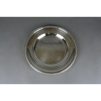 Christofle Silver Metal Dish.