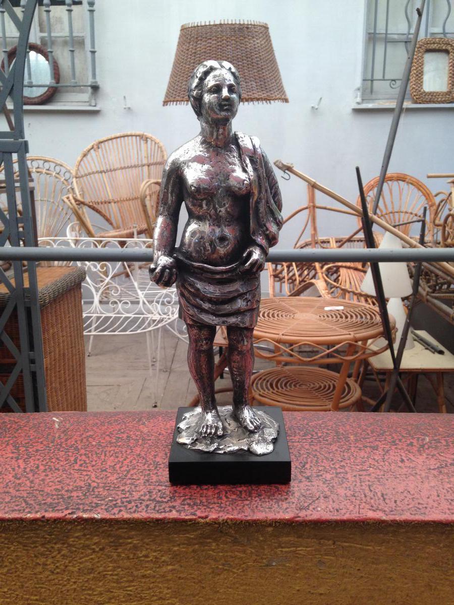 Statue Bronze à l'antique