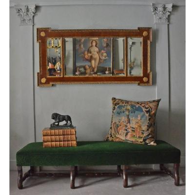 Grande Banquette Louis XIII