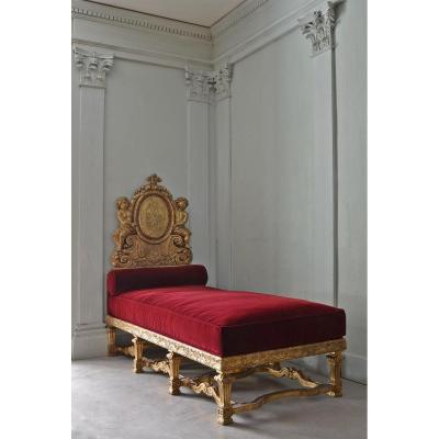Lit De Repos Louis XIV