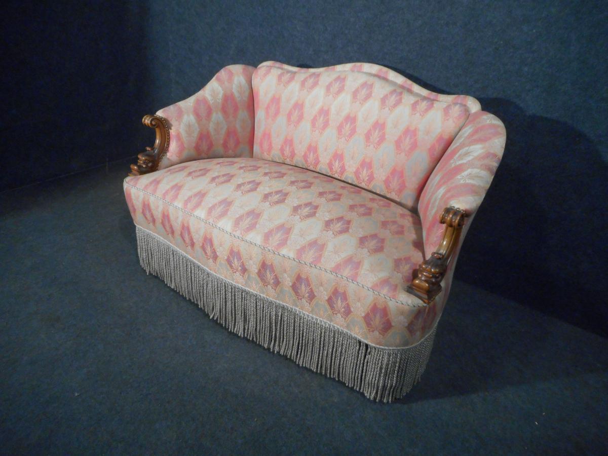 Napoleon III Salon Living Room Set-photo-1