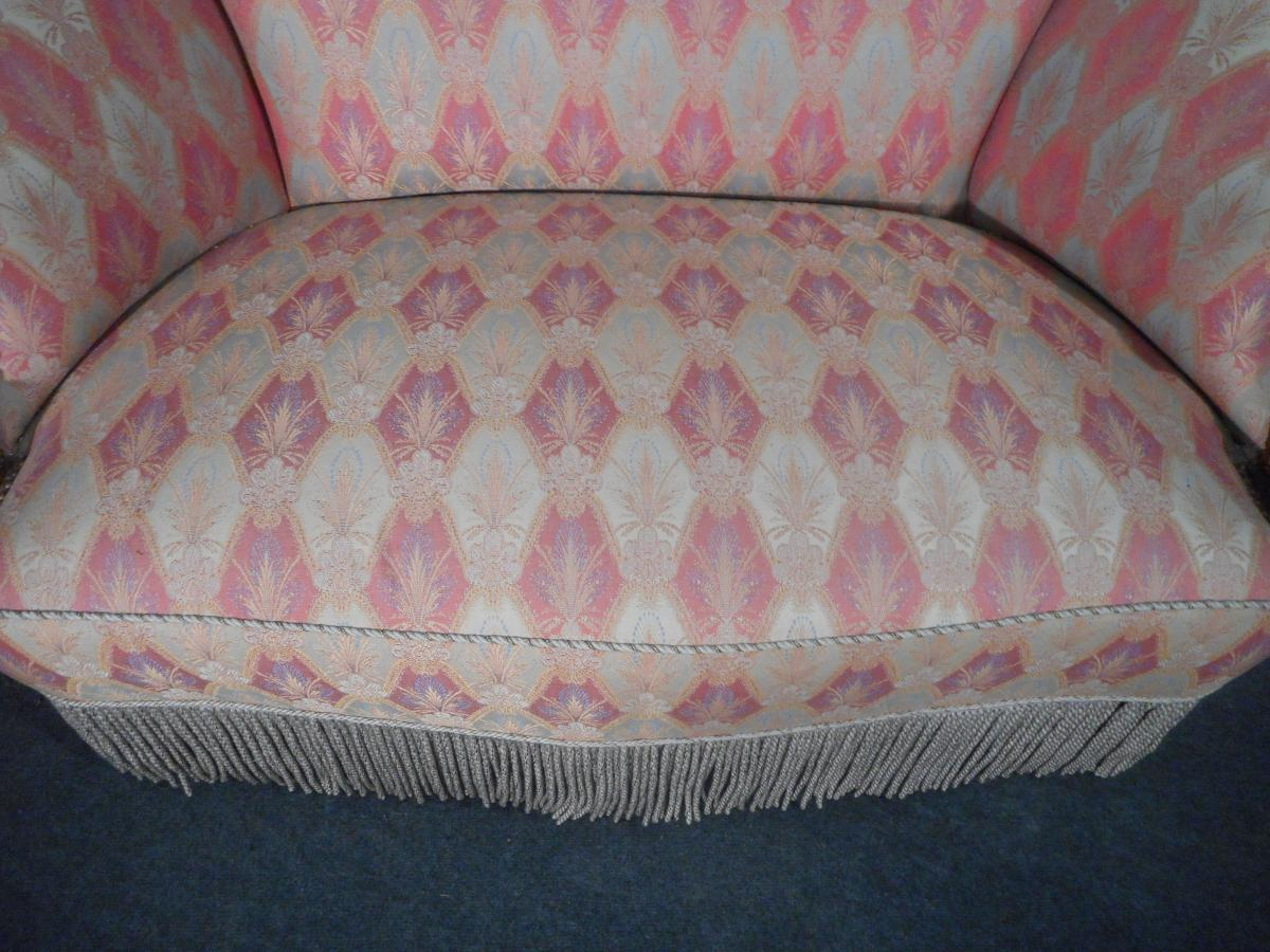 Napoleon III Salon Living Room Set-photo-3