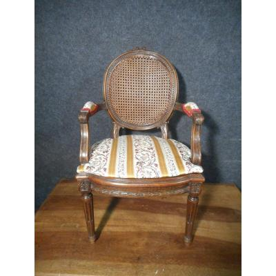 Small Child Armchair End Time Eighteenth