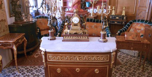 Arlequin Antiquités