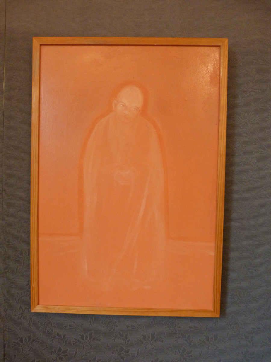 Moine Bouddhiste En Prière-photo-3