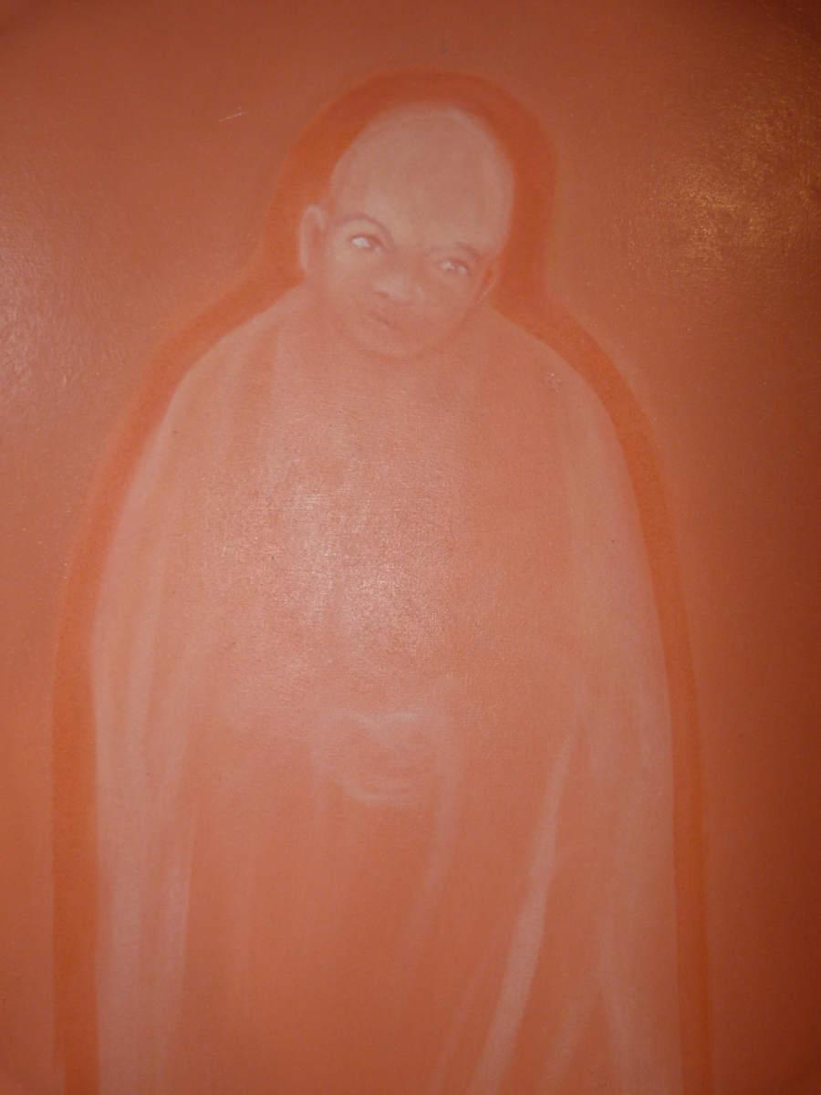 Moine Bouddhiste En Prière-photo-4