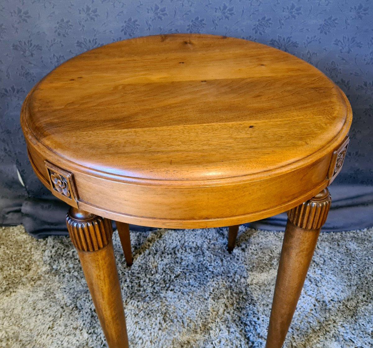 Table d'Appoint Art Déco-photo-2