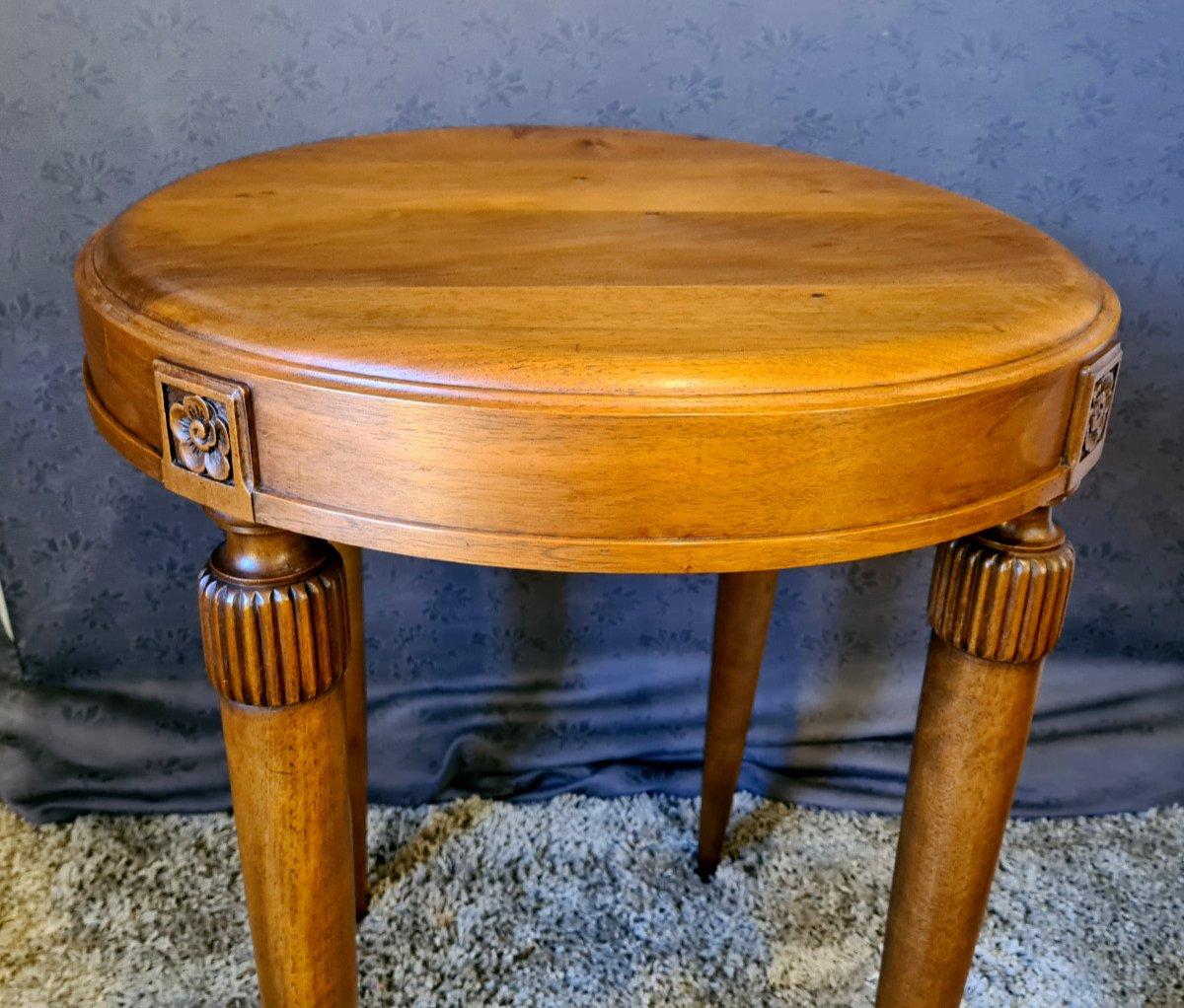 Table d'Appoint Art Déco-photo-1