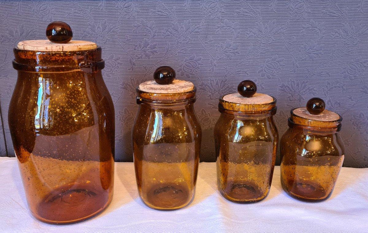 Série De 4 Pots Biot-photo-1