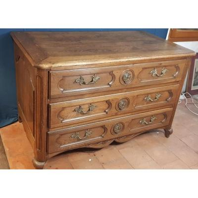 Commode Louis XIV époque fin XVIIIe
