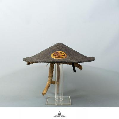 Toppai Jingasa Epoque Edo - 18-19eme Siècle — Japon