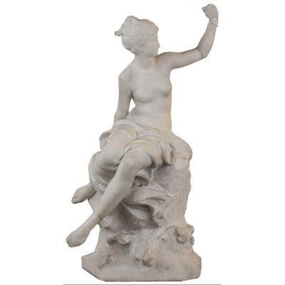 Venus, Louis-ernest Barrias (1841 - 1905)