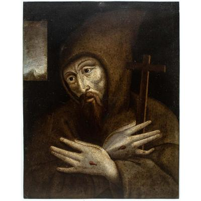 Saint Francis Of Assisi, 17th Century
