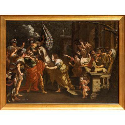 l'Arrestation De Saint Paul, 17ème Siècle