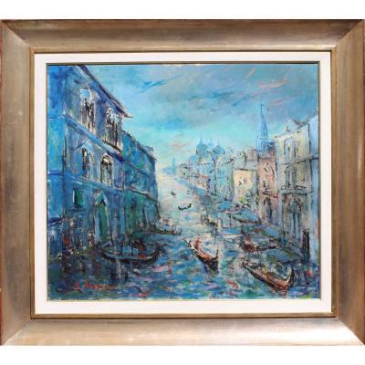 Venise, Armando Santi (1925 - 2015)