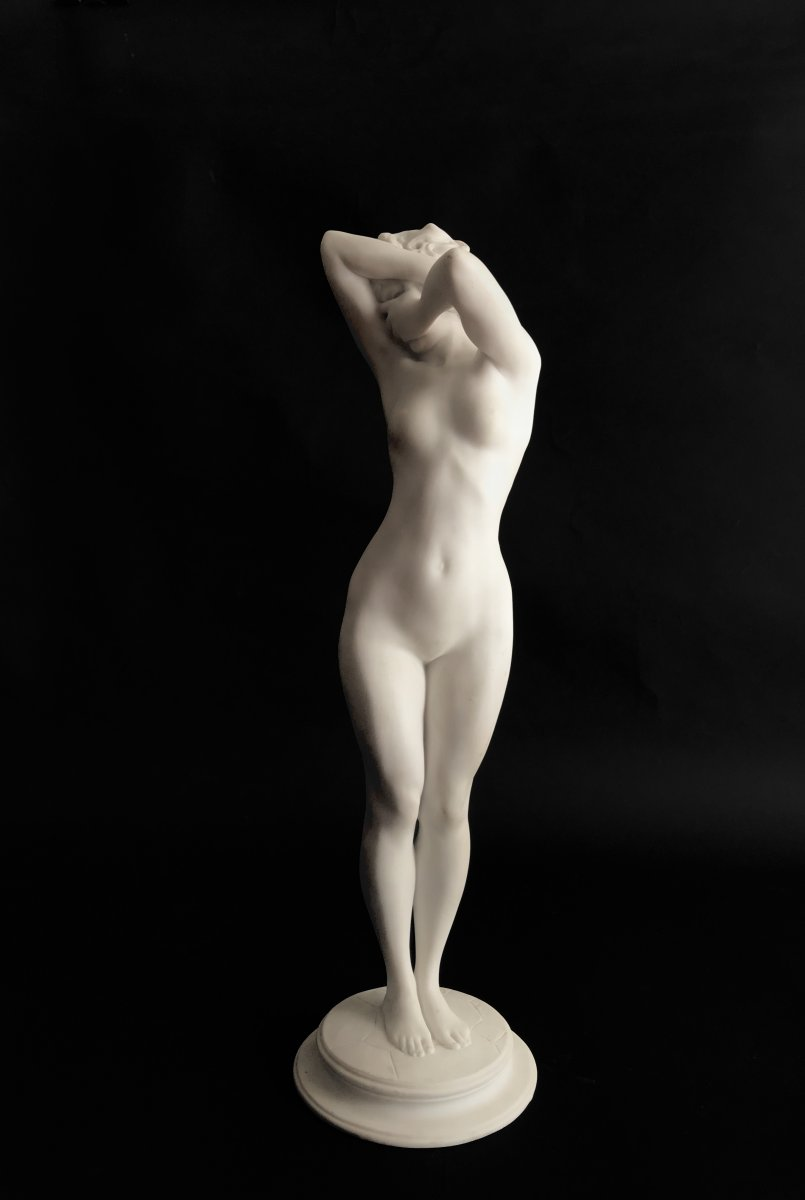 Phryne By Theodore Rivière French Art Nouveau