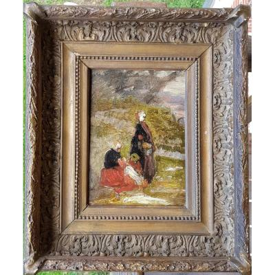 DAUBIGNY - MOULIERES A VILLERVILLE - EXPOSITION MUSEE
