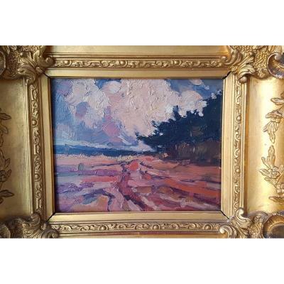 Impressionist Around 1910