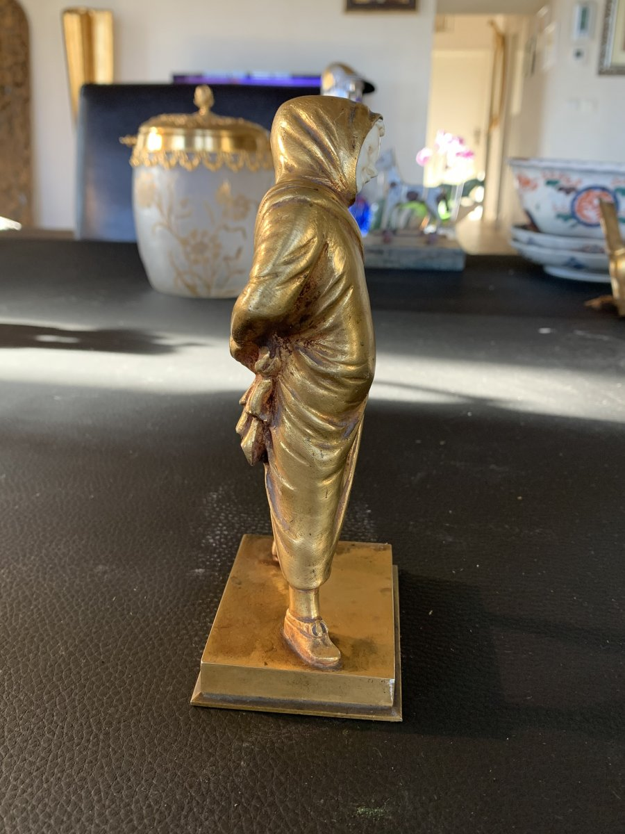 chryselephantine bronze doré