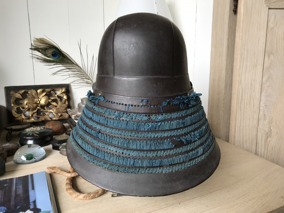 Casque De Samurai-photo-1