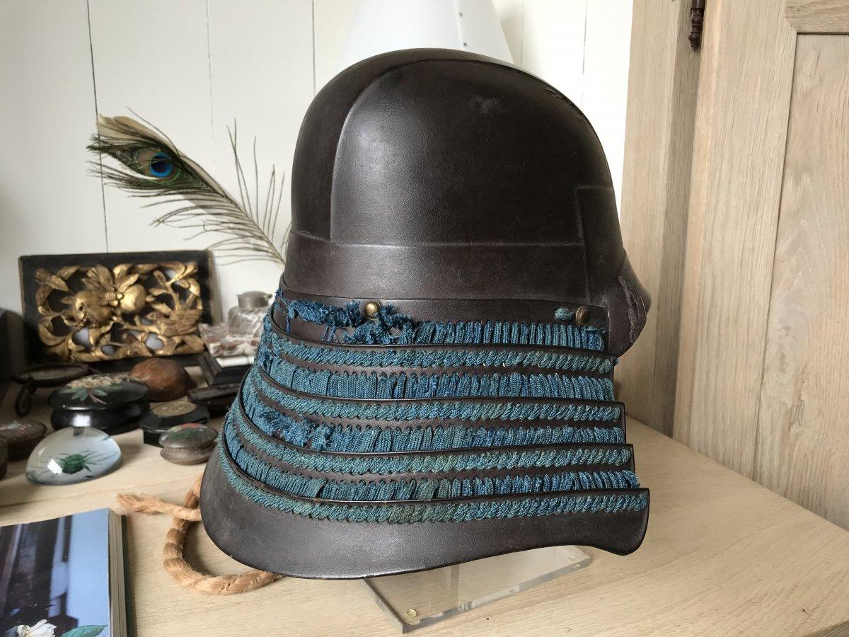 Casque De Samurai-photo-2