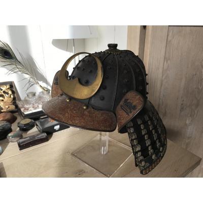 Casque Samurai Kaga