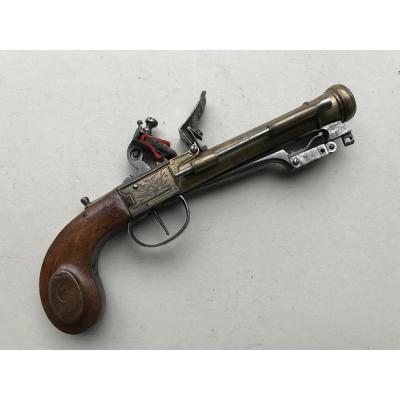 Navy Officers Flintlock Pistol