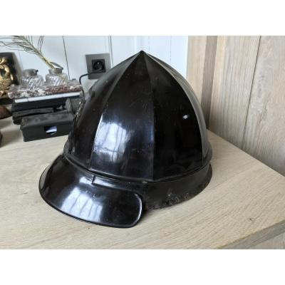 Bombe/ Fer De Casque Samurai