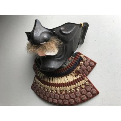 Masque Samurai De Style Ressei