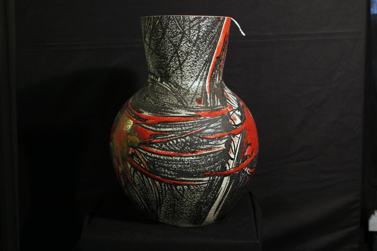 Vase Ceramic 1950-1960