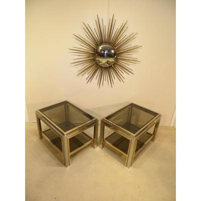 Pair Of Table / Ends Of Sofa
