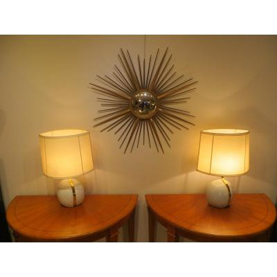 Pair Of Lamp