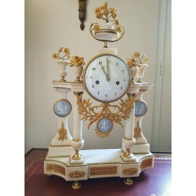 A Mantel Clock