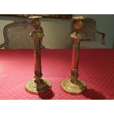Pair Of Torches